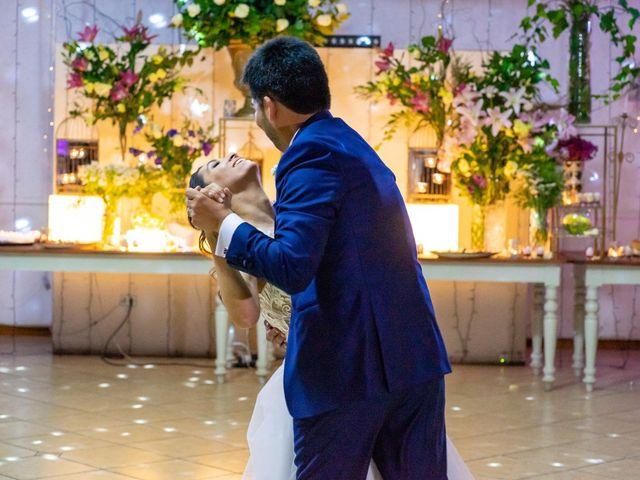 El matrimonio de Andrés y Cynthia en Talagante, Talagante 87
