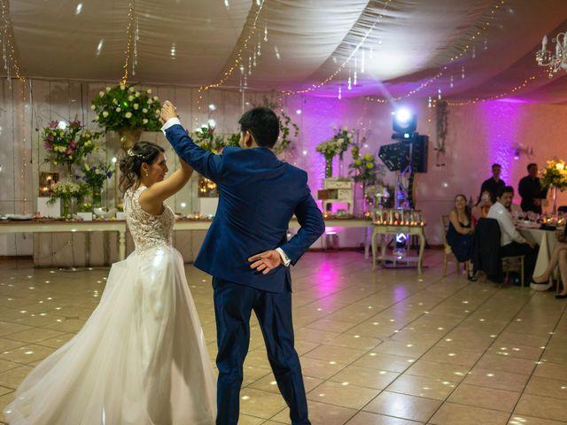 El matrimonio de Andrés y Cynthia en Talagante, Talagante 88