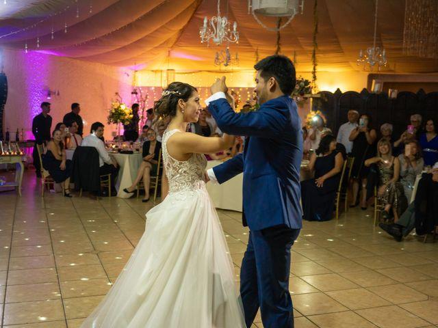 El matrimonio de Andrés y Cynthia en Talagante, Talagante 89