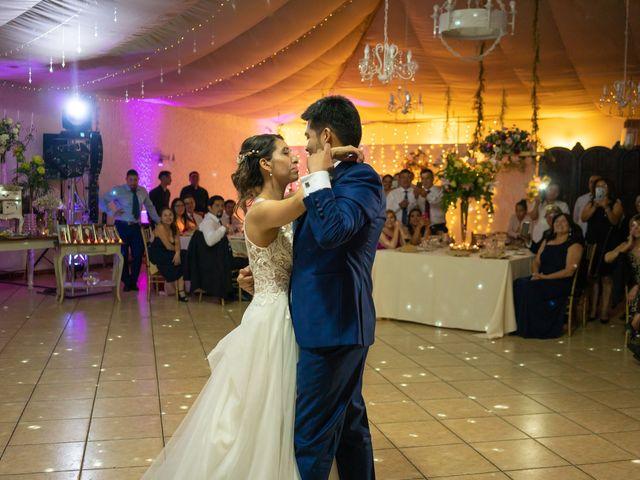 El matrimonio de Andrés y Cynthia en Talagante, Talagante 91