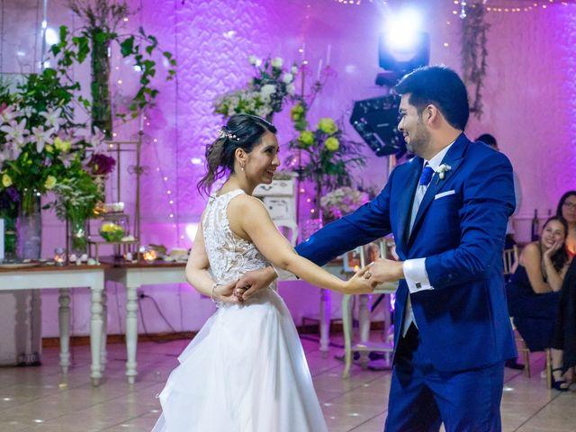 El matrimonio de Andrés y Cynthia en Talagante, Talagante 92