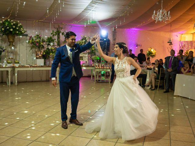 El matrimonio de Andrés y Cynthia en Talagante, Talagante 96