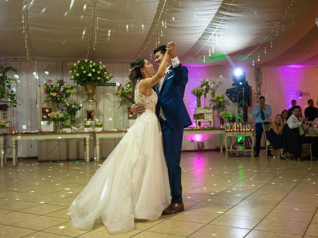 El matrimonio de Andrés y Cynthia en Talagante, Talagante 98