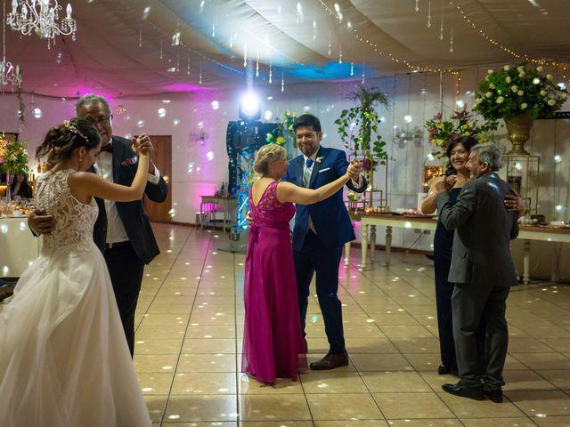 El matrimonio de Andrés y Cynthia en Talagante, Talagante 99