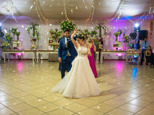 El matrimonio de Andrés y Cynthia en Talagante, Talagante 100