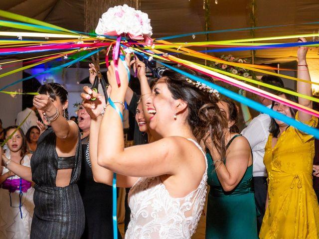 El matrimonio de Andrés y Cynthia en Talagante, Talagante 107