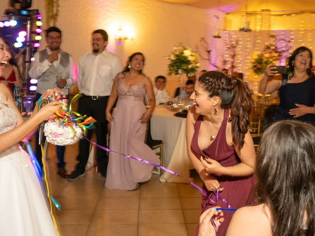 El matrimonio de Andrés y Cynthia en Talagante, Talagante 109