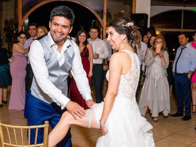 El matrimonio de Andrés y Cynthia en Talagante, Talagante 110
