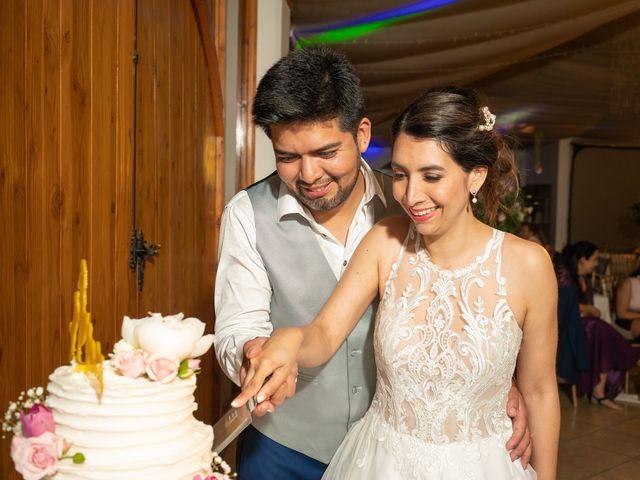 El matrimonio de Andrés y Cynthia en Talagante, Talagante 115