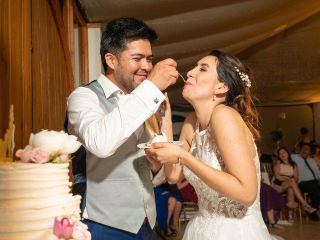 El matrimonio de Andrés y Cynthia en Talagante, Talagante 116