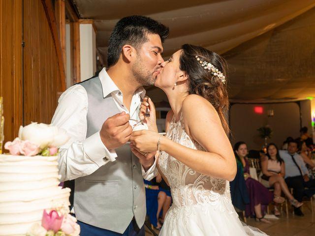 El matrimonio de Andrés y Cynthia en Talagante, Talagante 117