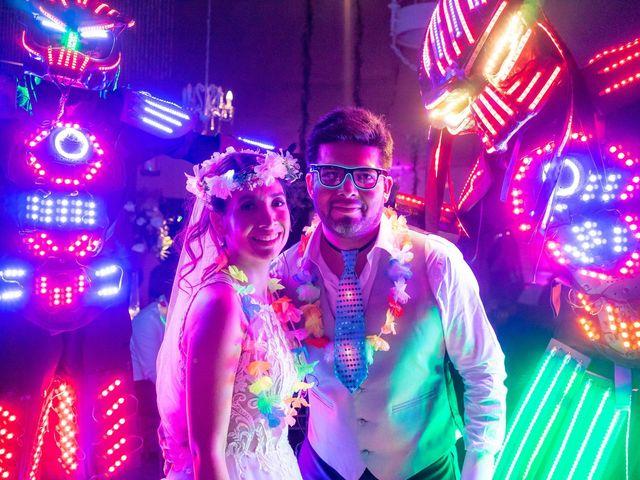 El matrimonio de Andrés y Cynthia en Talagante, Talagante 125