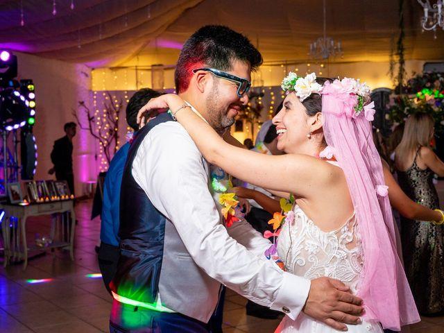 El matrimonio de Andrés y Cynthia en Talagante, Talagante 129