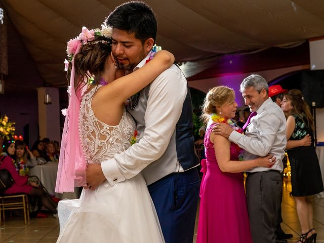 El matrimonio de Andrés y Cynthia en Talagante, Talagante 132