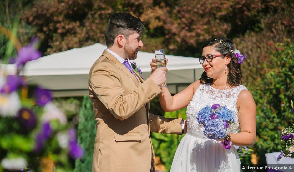 El matrimonio de Tristan y Rocio en Temuco, Cautín