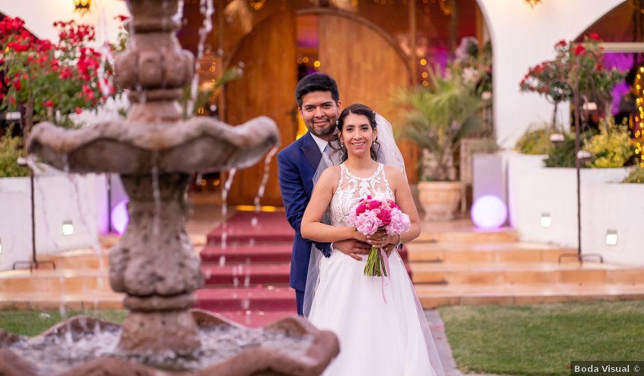 El matrimonio de Andrés y Cynthia en Talagante, Talagante