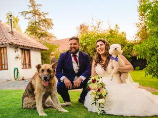 El matrimonio de Gisella y Sebastián