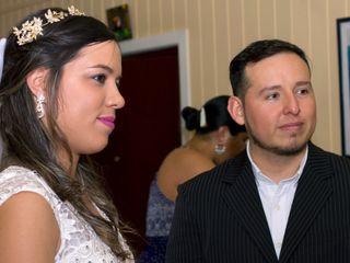 El matrimonio de Karen y Jonatan 1