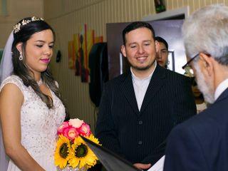 El matrimonio de Karen y Jonatan 3