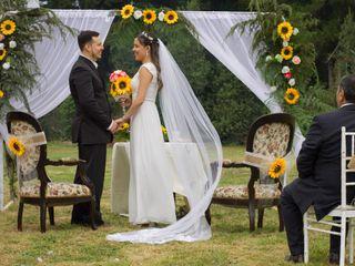 El matrimonio de Karen y Jonatan