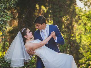 El matrimonio de Scarlet  y Sebastián  2