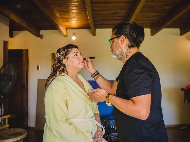 El matrimonio de Sebastián y Gisella en Pirque, Cordillera 3