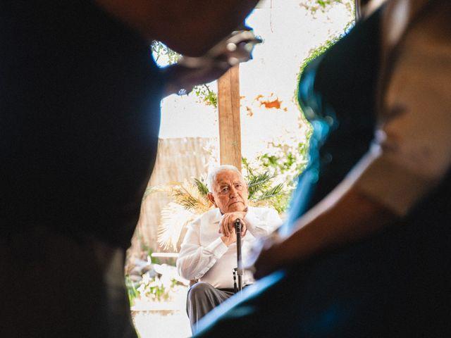 El matrimonio de Sebastián y Gisella en Pirque, Cordillera 11