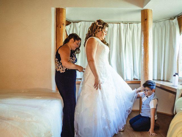 El matrimonio de Sebastián y Gisella en Pirque, Cordillera 12