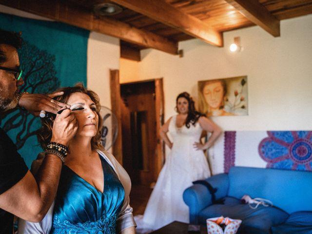 El matrimonio de Sebastián y Gisella en Pirque, Cordillera 14