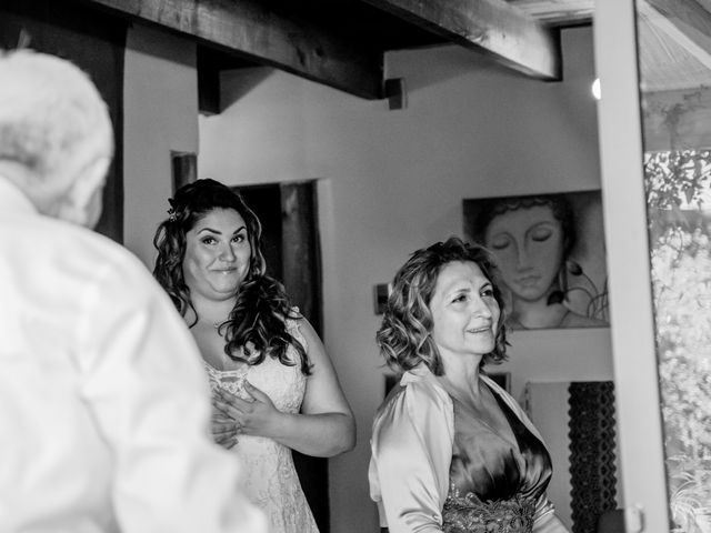 El matrimonio de Sebastián y Gisella en Pirque, Cordillera 16