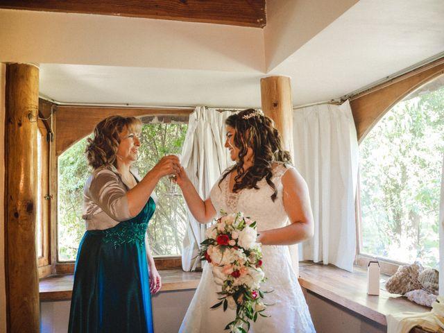 El matrimonio de Sebastián y Gisella en Pirque, Cordillera 18