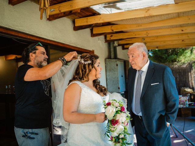 El matrimonio de Sebastián y Gisella en Pirque, Cordillera 28