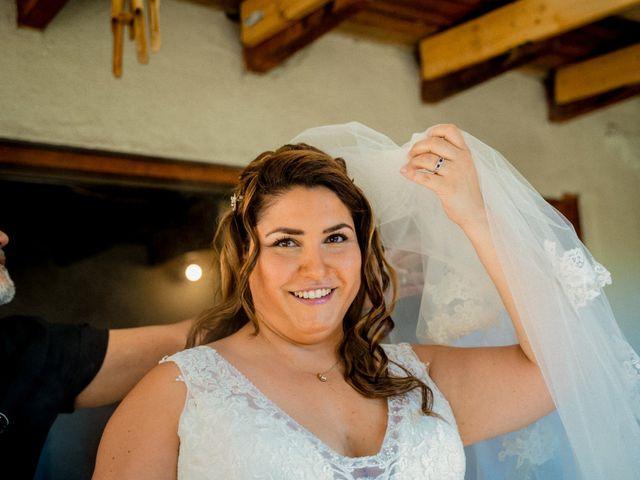 El matrimonio de Sebastián y Gisella en Pirque, Cordillera 31