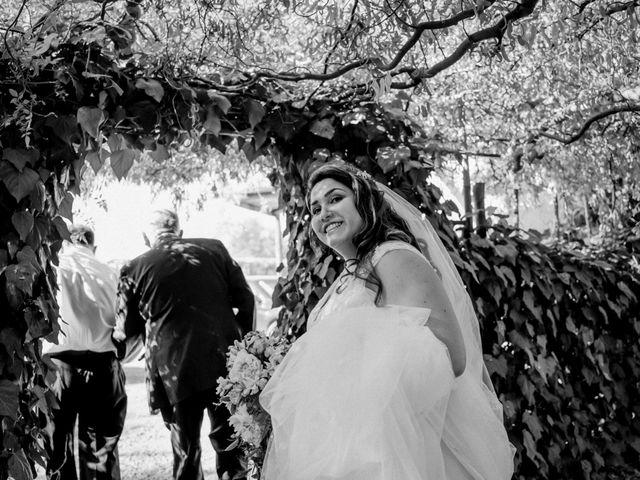 El matrimonio de Sebastián y Gisella en Pirque, Cordillera 32