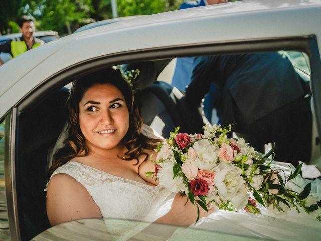 El matrimonio de Sebastián y Gisella en Pirque, Cordillera 36