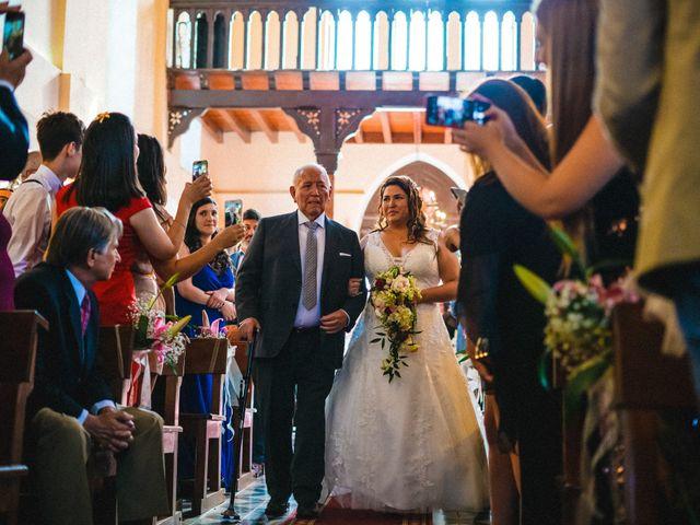 El matrimonio de Sebastián y Gisella en Pirque, Cordillera 42