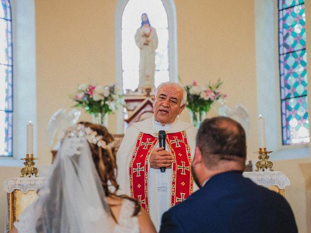 El matrimonio de Sebastián y Gisella en Pirque, Cordillera 59