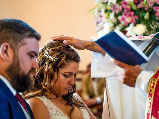 El matrimonio de Sebastián y Gisella en Pirque, Cordillera 67