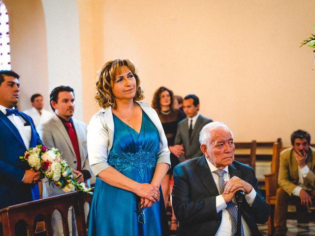 El matrimonio de Sebastián y Gisella en Pirque, Cordillera 69