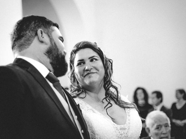 El matrimonio de Sebastián y Gisella en Pirque, Cordillera 70