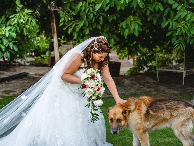 El matrimonio de Sebastián y Gisella en Pirque, Cordillera 79