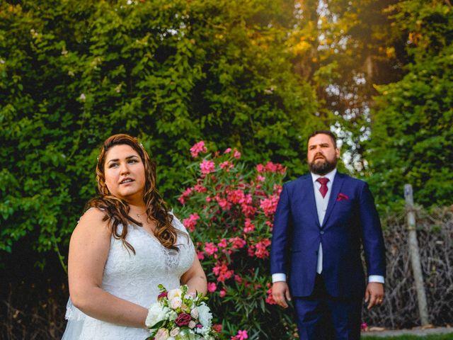 El matrimonio de Sebastián y Gisella en Pirque, Cordillera 90