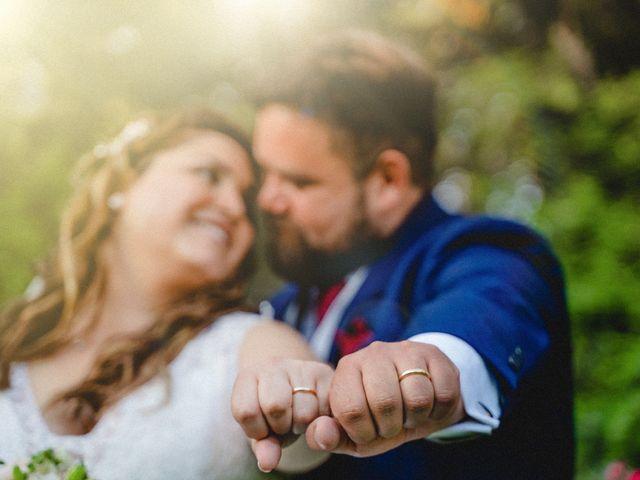 El matrimonio de Sebastián y Gisella en Pirque, Cordillera 91