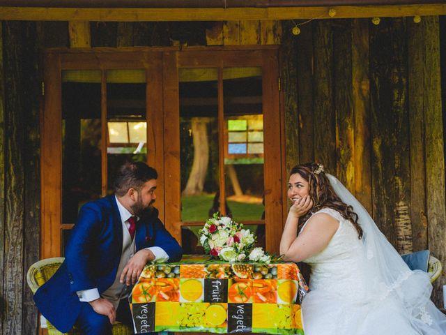 El matrimonio de Sebastián y Gisella en Pirque, Cordillera 92