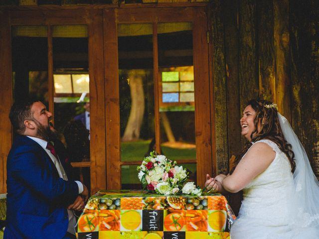 El matrimonio de Sebastián y Gisella en Pirque, Cordillera 93