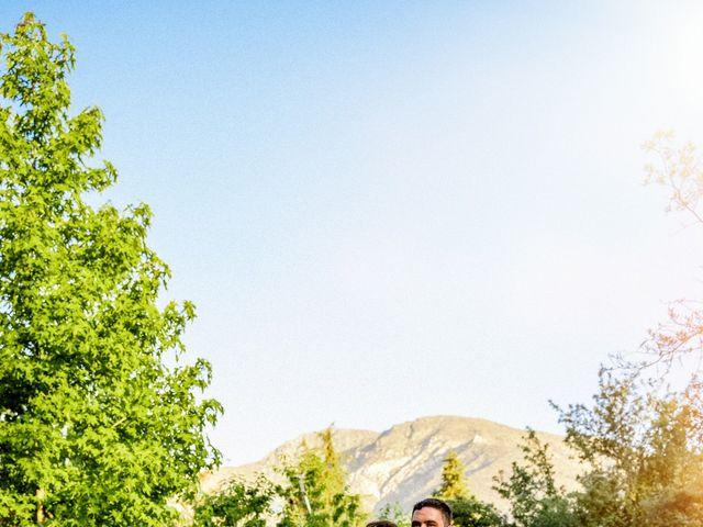 El matrimonio de Sebastián y Gisella en Pirque, Cordillera 95