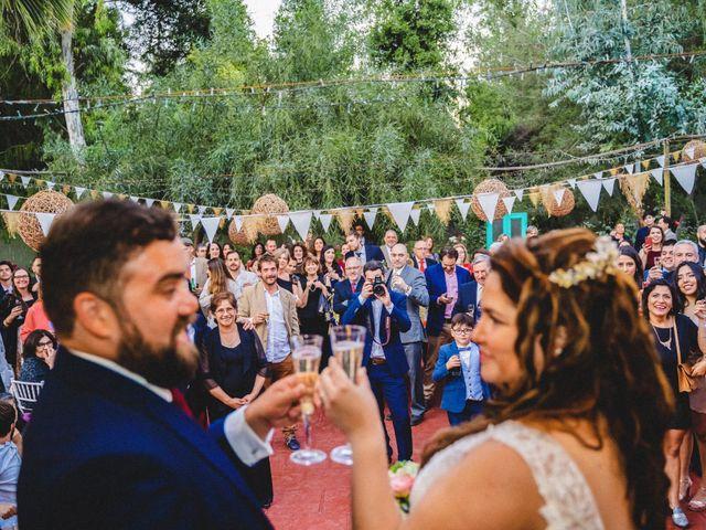 El matrimonio de Sebastián y Gisella en Pirque, Cordillera 102
