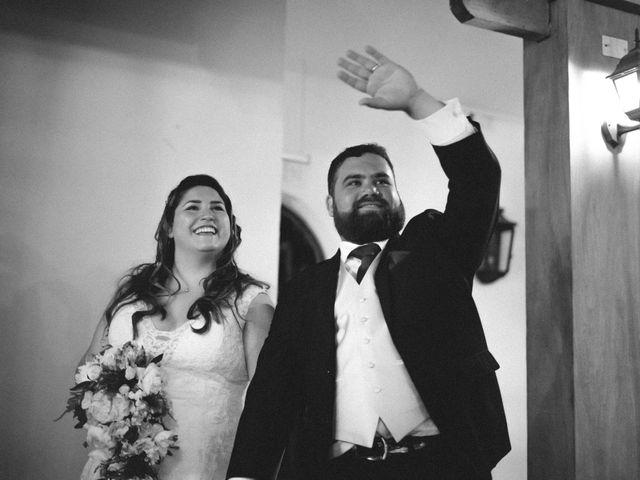 El matrimonio de Sebastián y Gisella en Pirque, Cordillera 104