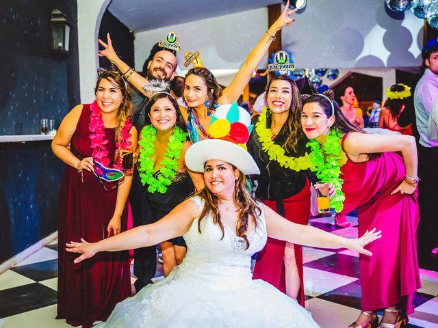 El matrimonio de Sebastián y Gisella en Pirque, Cordillera 147