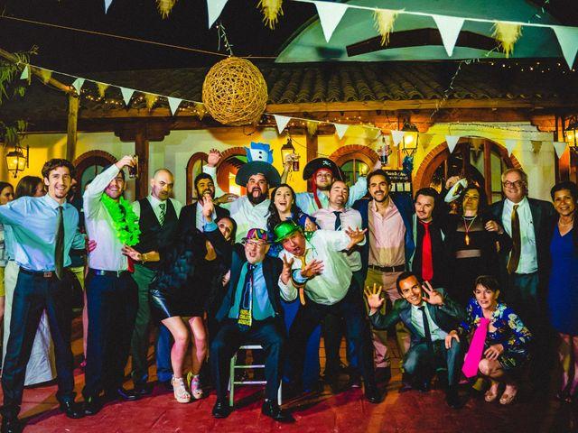 El matrimonio de Sebastián y Gisella en Pirque, Cordillera 150